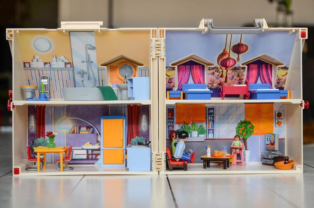 casas casitas de muñecas oferta