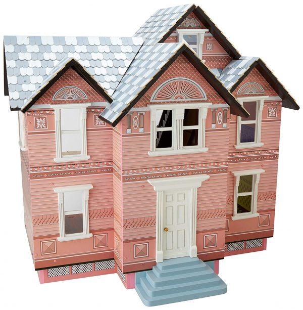casas de muñecas victorianas