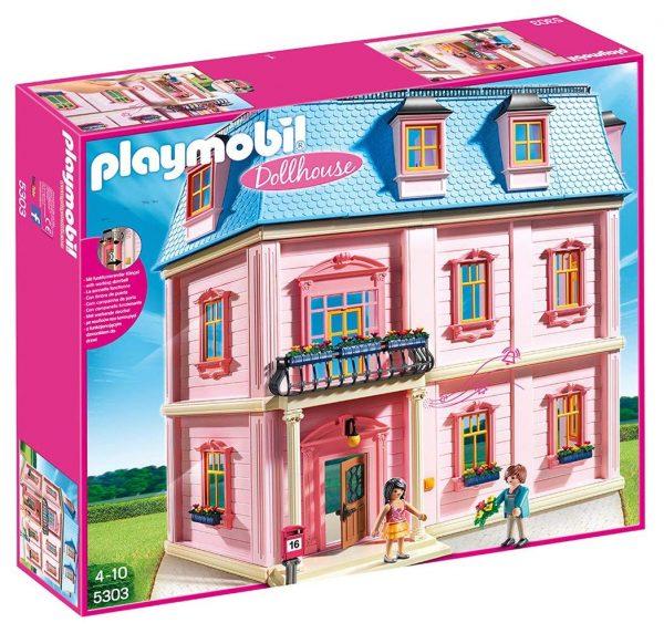 casita de muñecas playmobil romantica