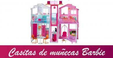 casitas de muñecas barbie