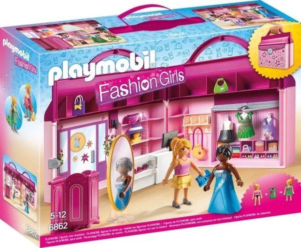 casita de playmobil de muñecas