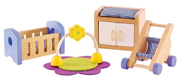 decorar kidkraft casa de muñecas