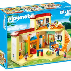 playmobil casitas muñeca
