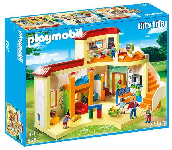 playmobil casitas muñeca