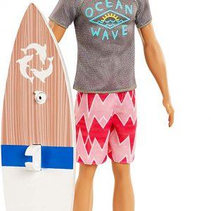 Barbie Aventura de los Delfines, muñeco ken
