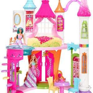 Barbie Dreamtopia Sweetville Castle Palacio