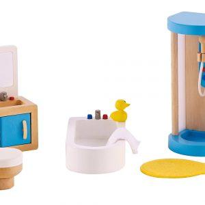 Mueble para casas de muñecas