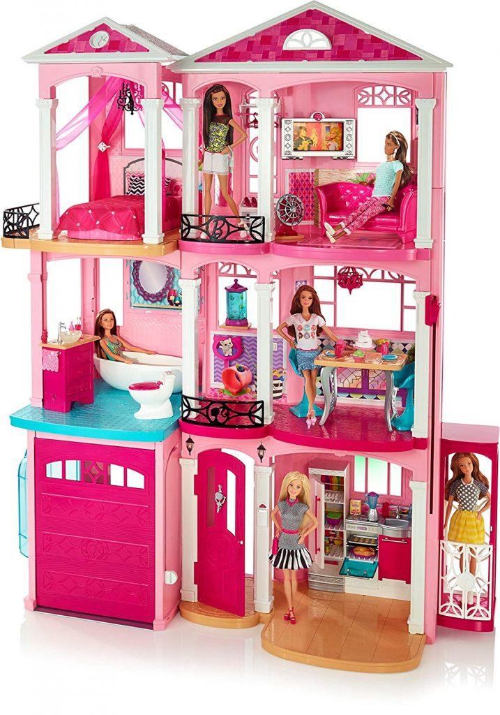 casas barbie precio