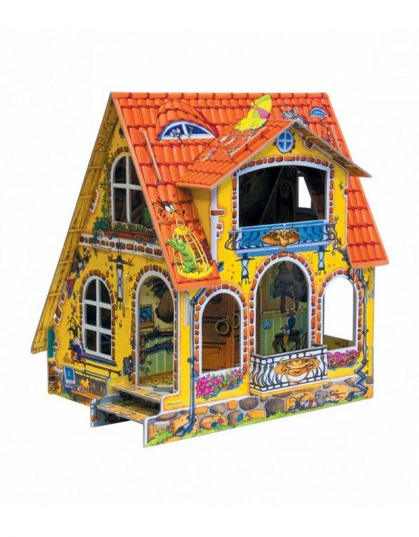casas de carton baratas para muñecas