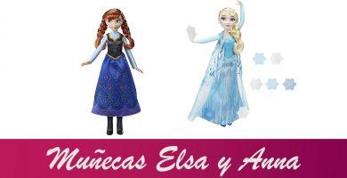 muñecas-elsa-y-anna
