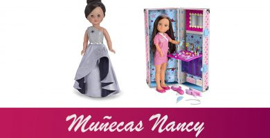 muñecas nancy